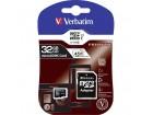 Verbatim MicroSD 32GB Class 10 + adapter -AKCIJA