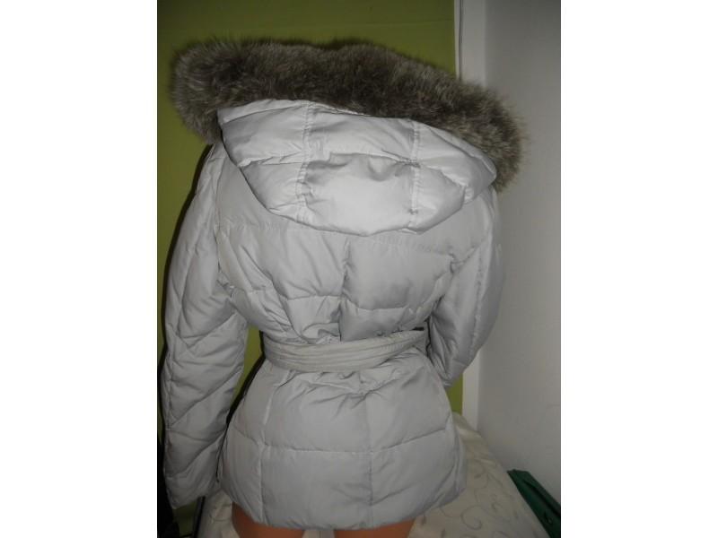 Vero piuminio ITALY vrhunska perjana jakna sa krznom