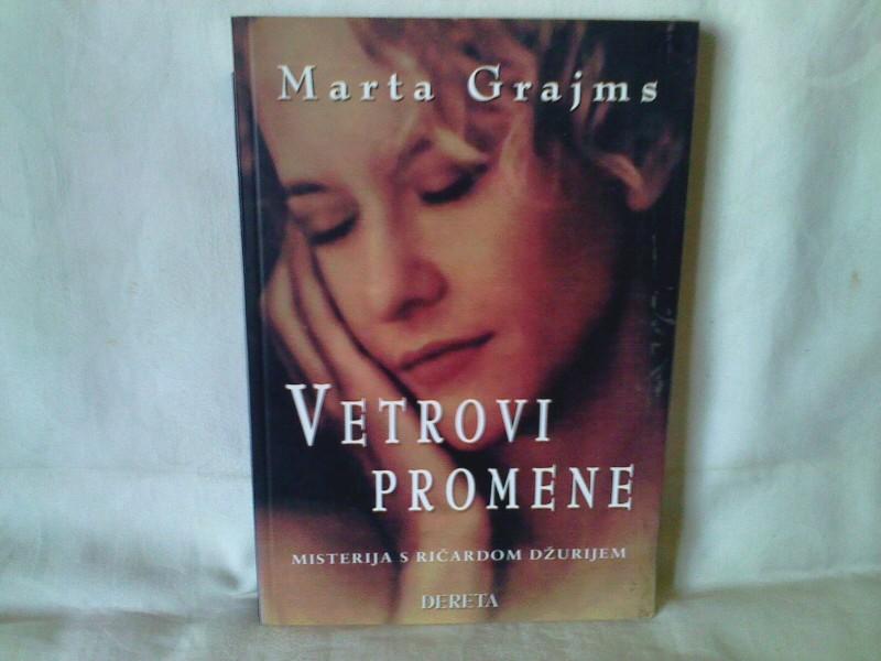Vetrovi promene - Marta Grajms NOVA