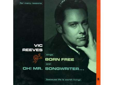 Vic Reeves, Roman Numerals, The - Born Free