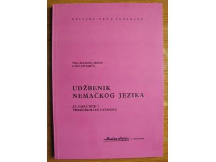 Vida Županski-Pečnik: Udžbenik nemačkog jezika