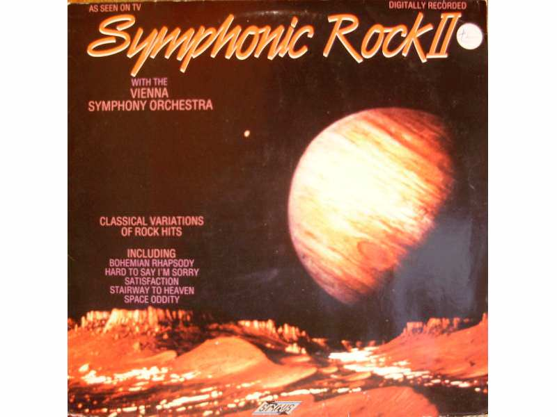 Vienna Symphonic Orchestra Project - Symphonic Rock II