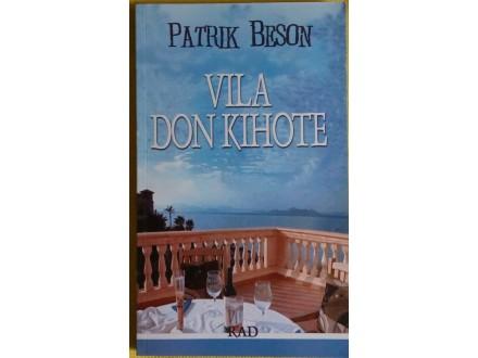 Vila Don Kihote  Patrik Beson