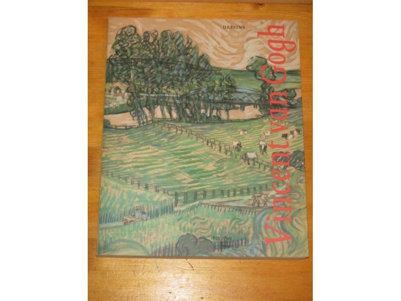 Vincent Van Gogh - Dessins CRTEŽI