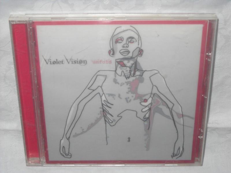 Violet Vision - Unfold
