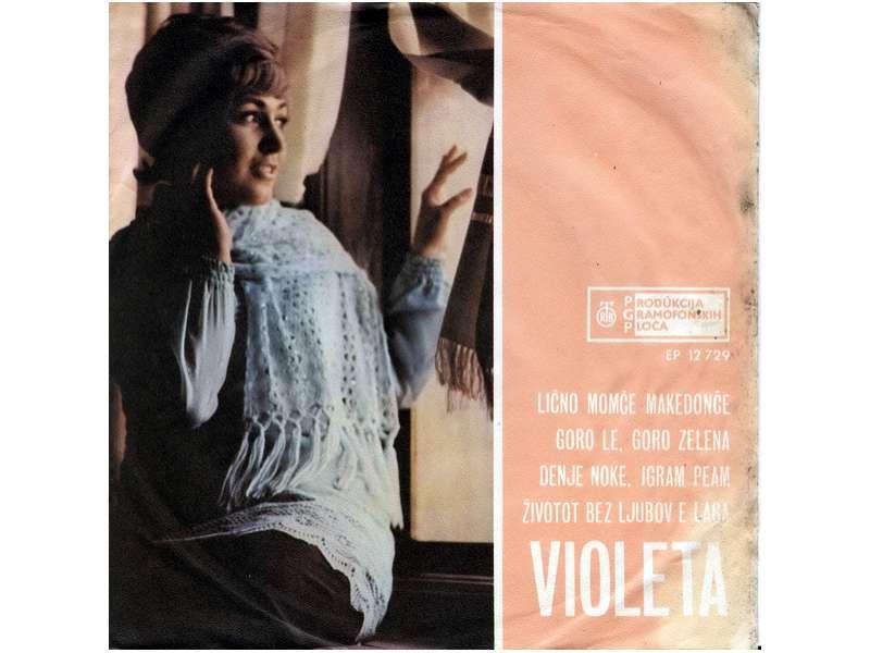 Violeta Tomovska - Lično Momče Makedonče