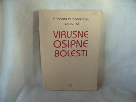 Virusne osipne bolesti, Elenora Gvozdenović