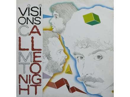 Visions (2) - Call Me Tonight Italo disco