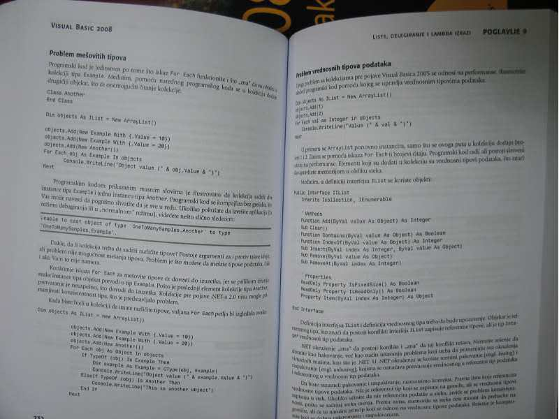Visual Basic 2008: Od početnika do profesionalca