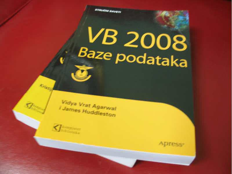 Visual Basic 2008 baze podataka
