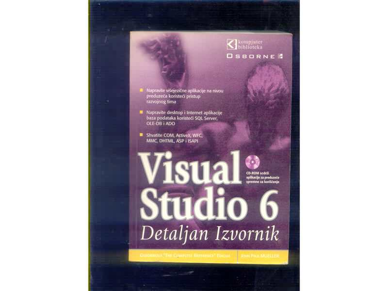 Visual Studio 6J.P.Mueller