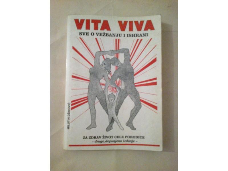 Vita Viva sve o vežbanju i ishrani