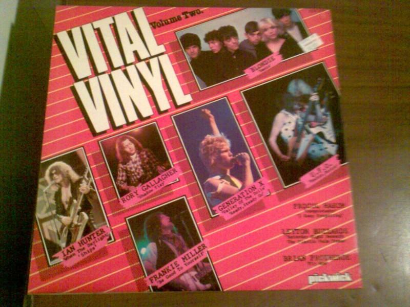 Vital Vinyl Volume Two.