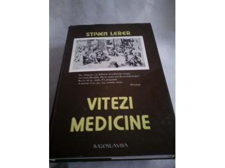 Vitezi medicine, Stiven Lerer