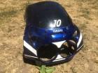 Vizir - prednja maska za Yamahu FZR 1000