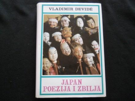 Vladimir Devide JAPAN POEZIJA I ZBILJA
