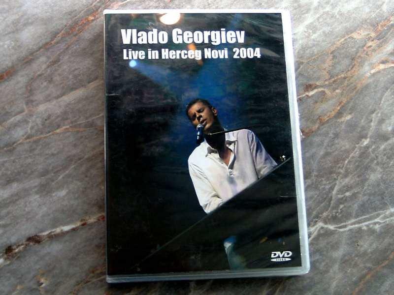 Vlado Georgiev - Live in Herceg Novi 2004
