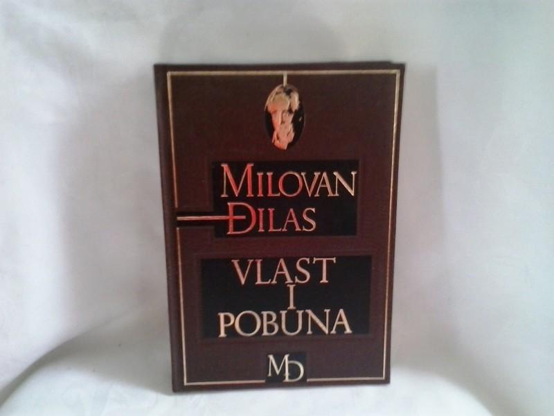 Vlast i pobuna Milovan Đilas