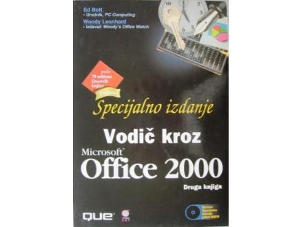Vodič kroz Microsoft Office 2000 - Druga knjiga