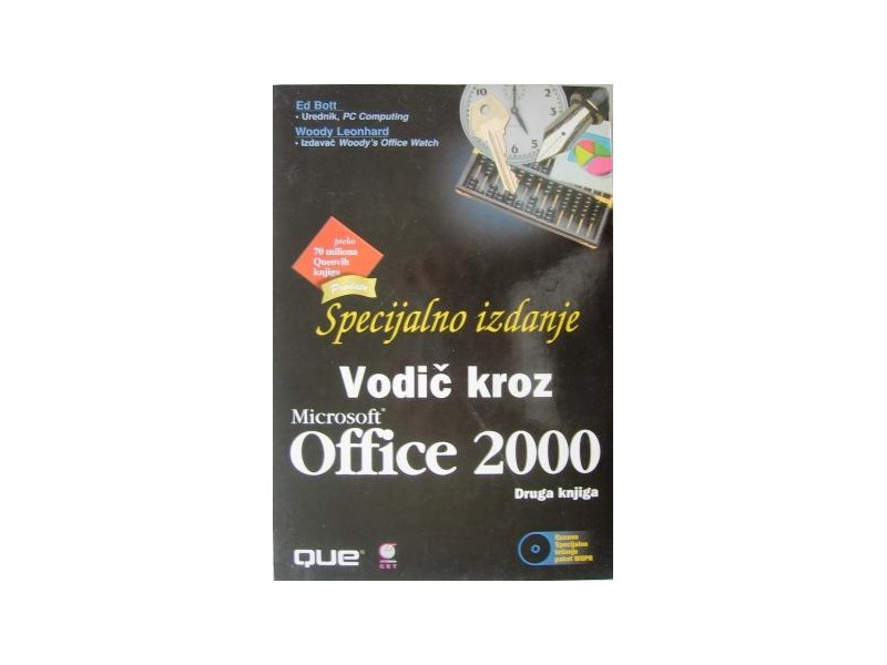 Vodič kroz Microsoft Office 2000
