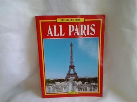 Vodič kroz Pariz turistički vodič na engleskom