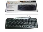 Vodootporna multimedia tastatura (FC-535)