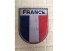 Vojna oznaka (amblem) - Francuska