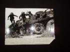 Vojna policija JNA na vjezbi,cb fotografija.