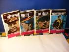 Vojskovodje II Svjetskog rata - 4 knjige