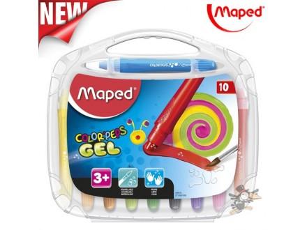 Voštane boje Maped gel aquarell 1/10 No.836310 - Novo