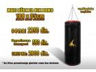 Vreća za kik boks - Džak za kik boks (Mali) 100x35cm