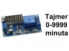 Vremenski rele - tajmer - 0-9999 minuta