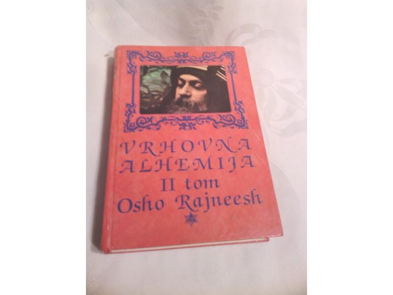 Vrhovna alhemija  II tom Osho