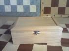 Vrhunska drvena kutija (skrinja) za sah - Nature model