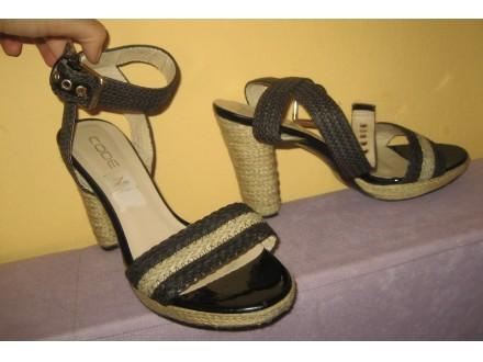 Vrhunske kao nove CODE sandale