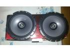Vrhunski 2 sistemski zvucnici 6,5` Sony XS-A1727 par