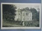 Vrnjačka Banja vila Jela putovala 1923.g