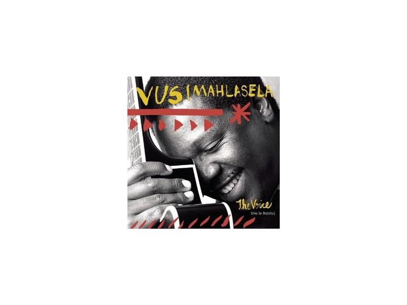 Vusi Mahlasela - The Voice