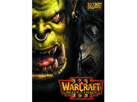 WARCRAFT: Reign of Chaos  PC   (U CELOFANU)