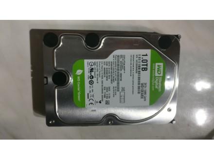 WD Green 1Tb 3.5Inch hard disk