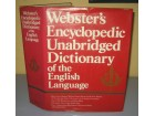 WEBSTER'S ENCYCLOPEDIC UNABRIDGED DICTIONARY OF THE ENG