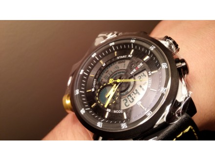 WEIDE WATCH Quartz Movement