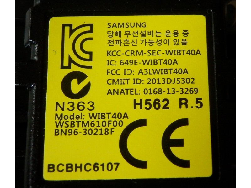WIBT40A Bluetooth modul