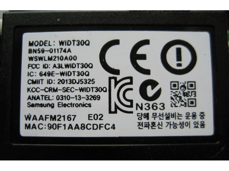 WIDT30Q WIFI modul