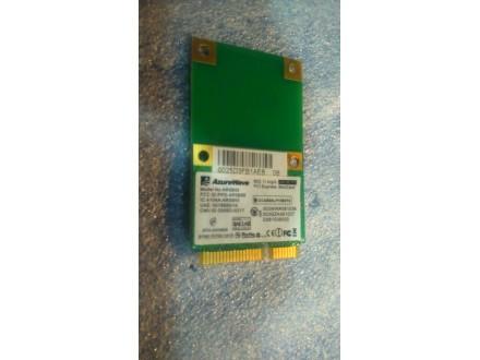 WIRELESS KARTICA ZA ASUS X5DAD - K50 SERIJA