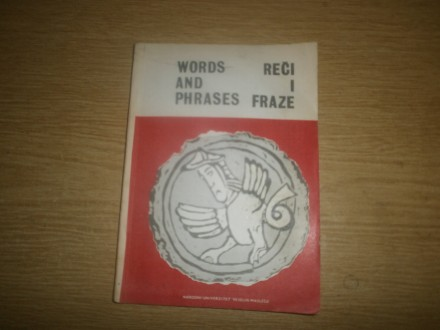 WORDS AND PHRASES        RECI FRAZE