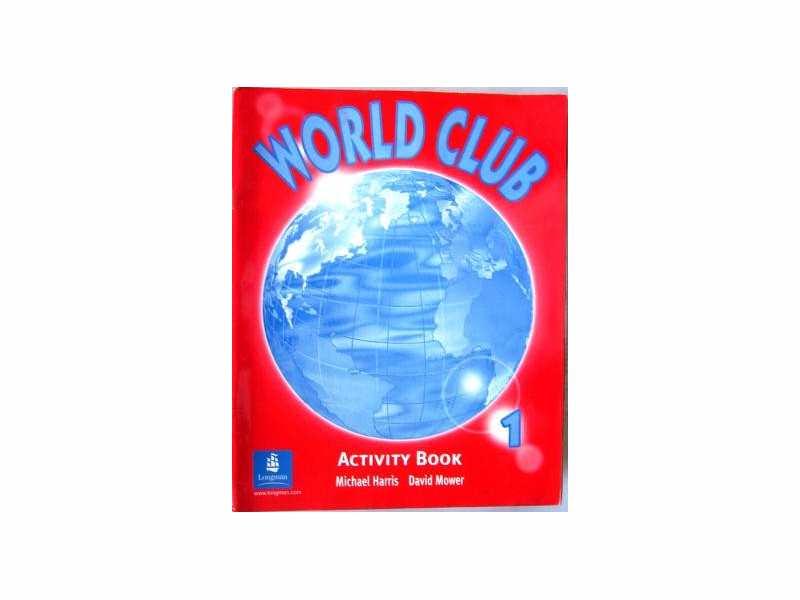 WORLD CLUB Activity Book 1