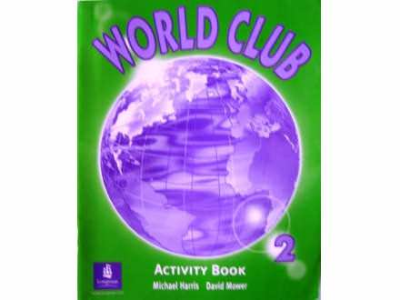 WORLD CLUB Activity Book 2