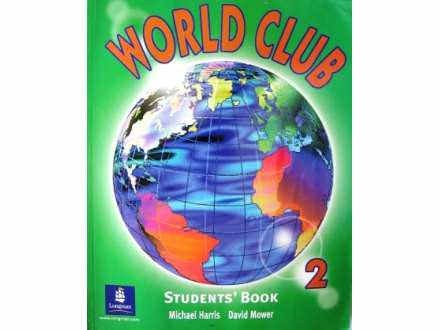 WORLD CLUB Students Book 2