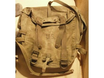 WW 2 - Rucksack-Military Backpack US Army 1945
